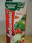 """Нектар """"Любимый сад"""" Яблоко и шиповник"""""""