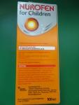 Состав детского сиропа