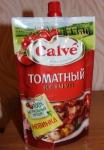 Кетчуп томатный Calve