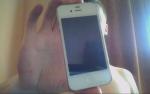мой IPhone 4s