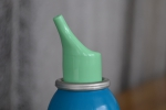 насадка на баллоне Аквалор Софт душ для промывания носа