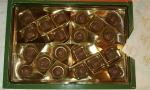 Конфеты шоколадные «Alpen Gold» Composition вид конфет