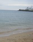 Порт, пляж и конечно морееее