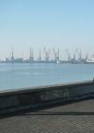 Порт со стороны набережной