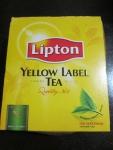 Черный чай Lipton Yellow Label)