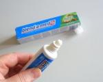 Зубная паста Blend-a-med био фтор Кора дуба белого цвета