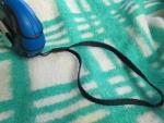 верёвка на запястье