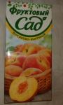 Нектар Фруктовый сад персик + яблоко