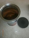 Кофе в железной банке