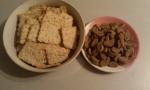 Сухарики и крекеры