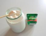 """Йогурт """"Активиа"""" клубника годится для изготовления йогурта"""