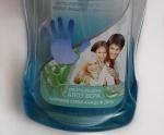 Жидкое мыло Aura с антибактериальным эффектом Ультразащита с алоэ вера, активный компонент