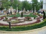 Картинная галерея и питьевой бьвет города Кисловодск