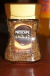 Кофе растворимый Нескафе Голд