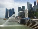Символ Сингапура - Мерлайон