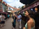 Самый чистый в мире китайский квартал