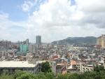 Вид на жилую часть города