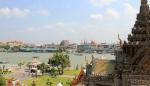 Вид на реку Тяо Прайя