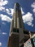 Самое высокое здание в стране - 345 м