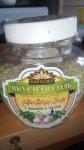 Вкусная соль с чесноком и зеленью.