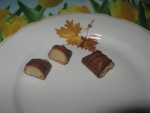 Шоколад Kinder Bueno, начинка внутри