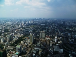 панорама на Бангкок