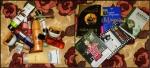 косметика и книги