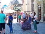 На улицах Львова