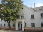 Могилев.  Фасад здания