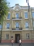 Могилев. Здание университета