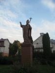 Могилев. Скульптура Папы