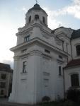 Костел Святого Станислава. Вид со двора