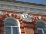 Могилев. Декор здания 1