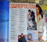"""Типичное содержание журнала """"Cosmopolitan"""""""