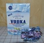 Конфеты Fazer Liqueur Fills Vodka Mix