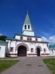 Передние ворота в Коломенском.