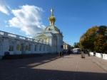 Большой дворец и церковь.