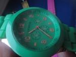 зеленые часы женева