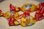 конфетки в обертке