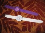 Наручные часы с силиконовым ремешком Geneva