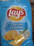 Пачка чипсов