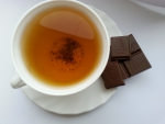 Алёнка с чаем
