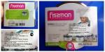Ковш со стеклянной крышкой Fissman Bambino 0.6 л SS-5270.12: информация с упаковки