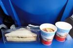 Питание на рейсе Москва - Казань