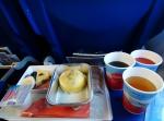 Завтрак на рейсе Москва - Рим