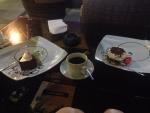 Не ищменяем любимому вкусу даже в кафе)))