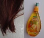 Эффект от применения на кончиках волос.