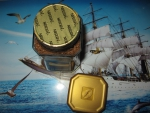 Кофе растворимый Nescafe Gold, защитная мембрана