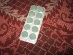 """Таблетки для рассасывания """"Шалфей"""" Natur Produkt, блистер с таблетками"""
