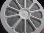 "Сменный фильтрующий модуль ""Аквафор"" B100-5, вид снизу"